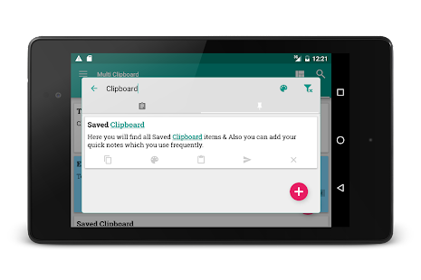 Free Multi Clipboard Manager- screenshot thumbnail