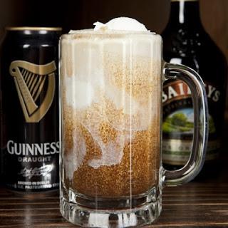 Guinness Beer Float.