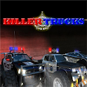 Killer Monster Police Truck icon