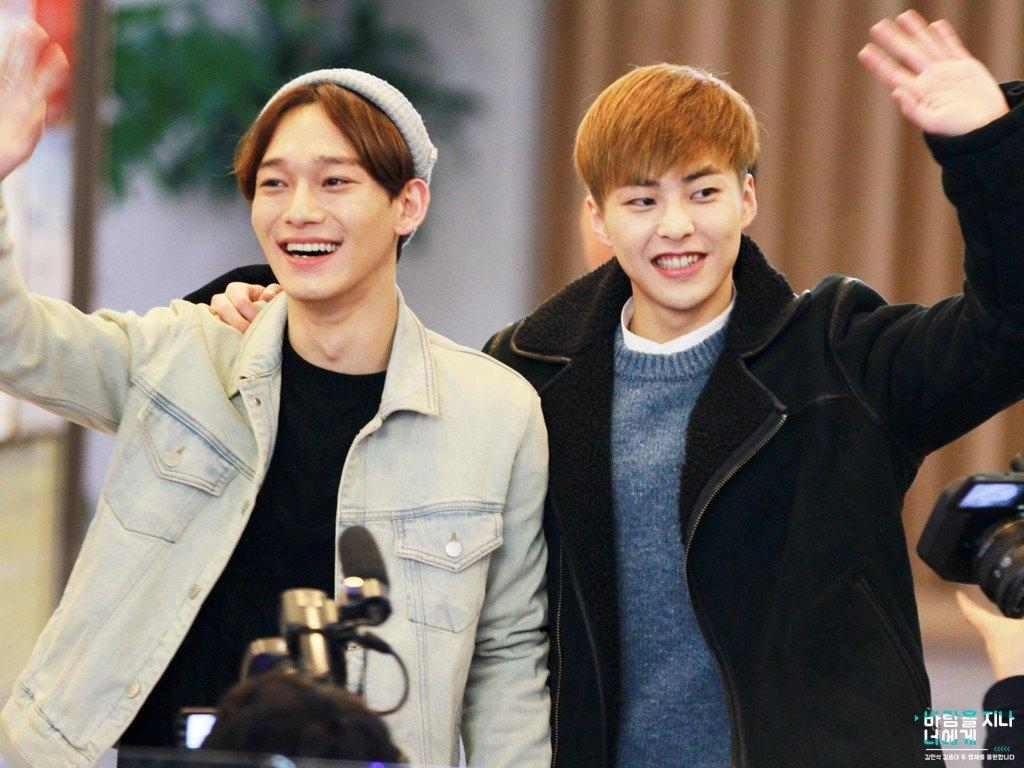EXO's Chen to finally ...