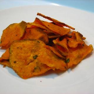 Oven Frien Sweet Potatoes