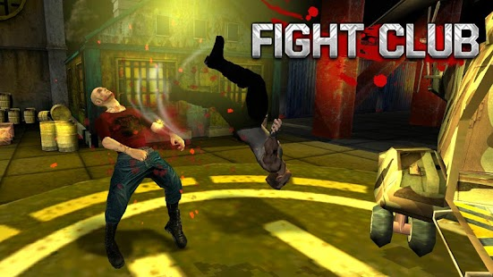 Fight Club - Fighting Games- screenshot thumbnail