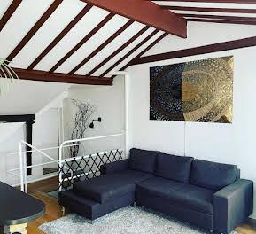 Appartement meublé 2 pièces 34,97 m2