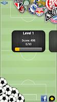 Screenshot of Logo Quiz - Soccer Clubs