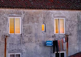 Photo: posta reflexada