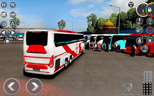Furious Bus Parking: Bus Driving Adventure 2020 modavailable screenshots 8