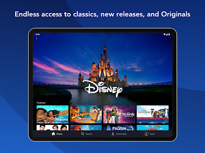 Disney Plus MOD APK 1.2.1 ( Free Premium Subscription ) 7
