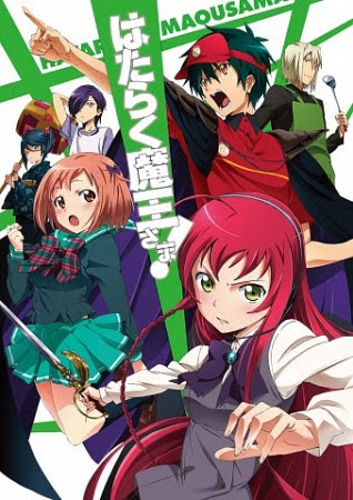 Hataraku Maou-sama! (The Devil is a Part-Timer!) thumbnail