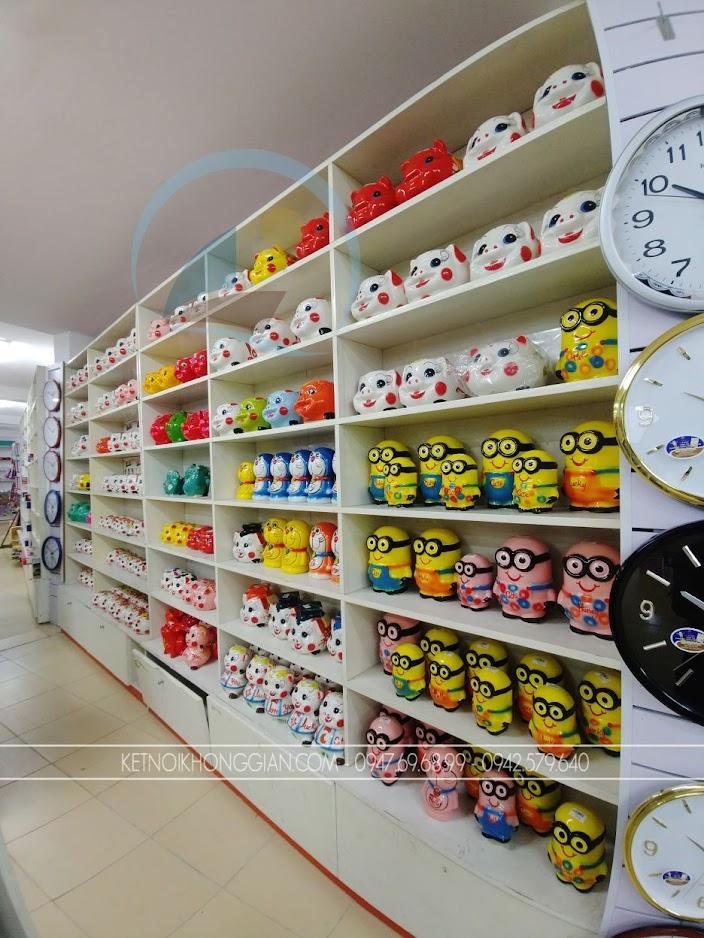 thiết kế thi công nội thất nhà sách Trí Đức 16