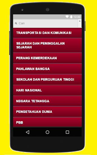 Tes Wawasan Kebangsaan (TWK)  CPNS Terbaru 2018 3.0 screenshots 8