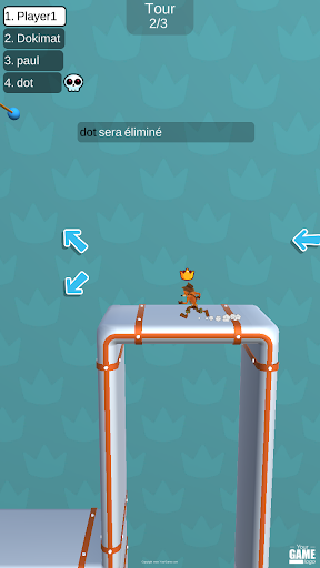 Adventure Fox Bandi: Nsane 3D Run Trilogy android2mod screenshots 2