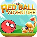 U+1F648 Red Hero Ball Bounce Adventure 2019U+1F648 APK