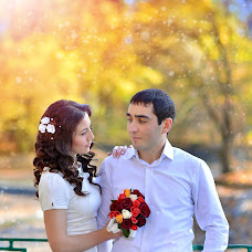 Wedding photographer Anna Vasilenko (Vasilenko). Photo of 23.10.2014