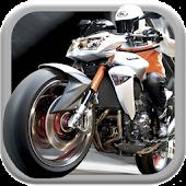 Motorbike Driving 3D Game