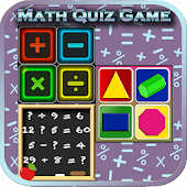 Math Quiz Game - Fine-tune Kids Arithmetic skills.