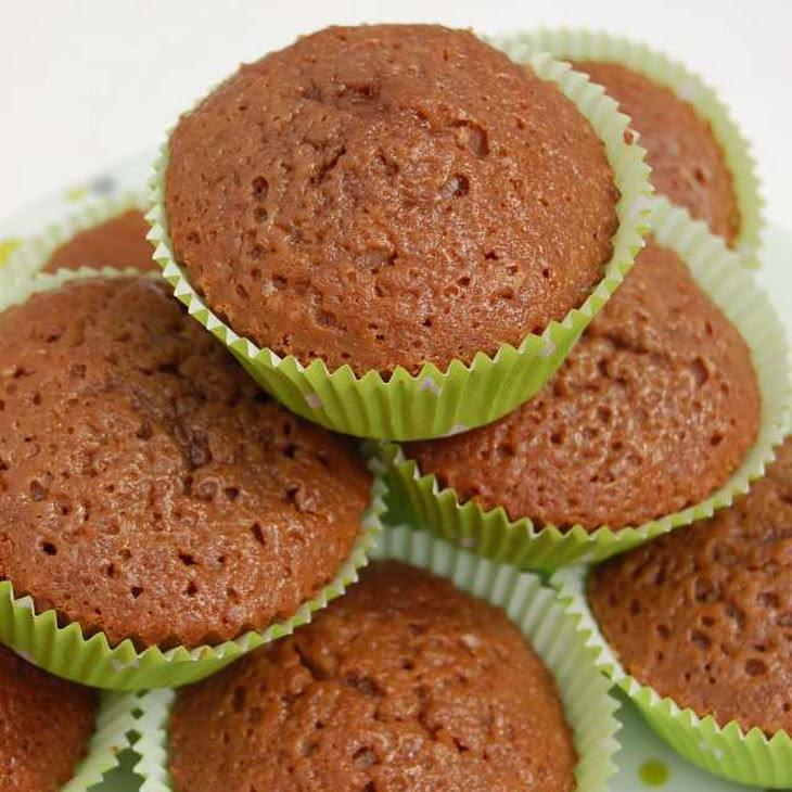 Lavender-Chocolate Muffins