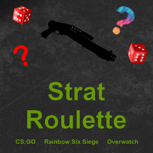 Strat Roulette: Gaming Challenges Icon