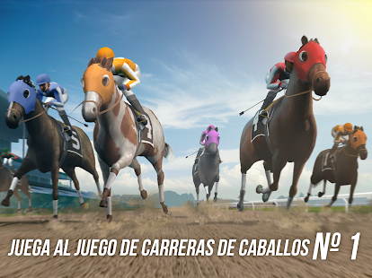 Photo Finish Horse Racing Screenshot