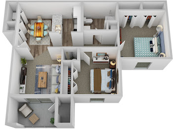 Go to Rhodes Floorplan page.