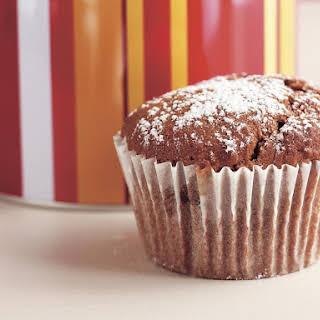 Coffee Fudge Cupcakes.