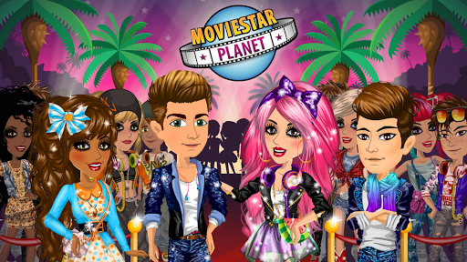 MovieStarPlanet  captures d'u00e9cran 1