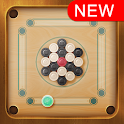 Carrom Friends: Online Carrom Board Disc Pool Game icon