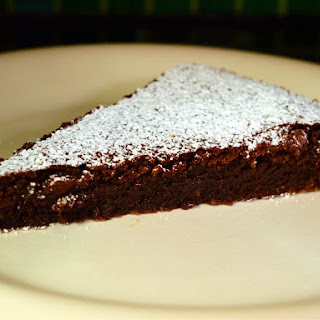Kladdkaka - Swedish chocolate mud cake