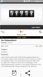 TV Germany Free TV Listing Guide - náhled