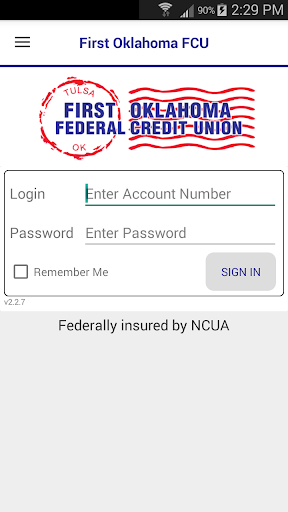 First Oklahoma FCU