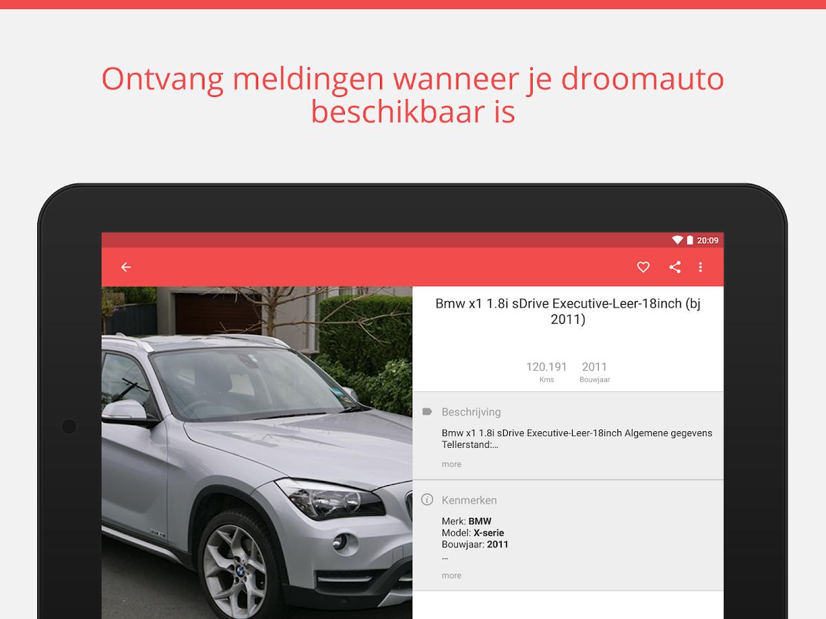 tweedehands auto 39 s trovit android apps op google play. Black Bedroom Furniture Sets. Home Design Ideas