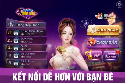 Tiến lên Miền Nam- Tiến Lên - tien len - ZingPlay screenshot