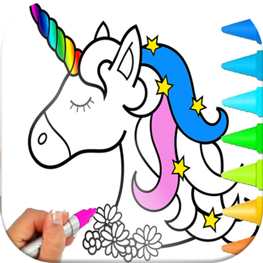 Unicorn Coloring Book Google Play De Uygulamalar