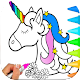 Unicorn Coloring Book  APK