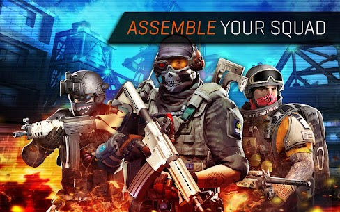 Frontline Commando Mod APK + OBB Download (Unlimited Everything) 4