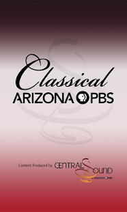 Classical Arizona PBS- screenshot thumbnail