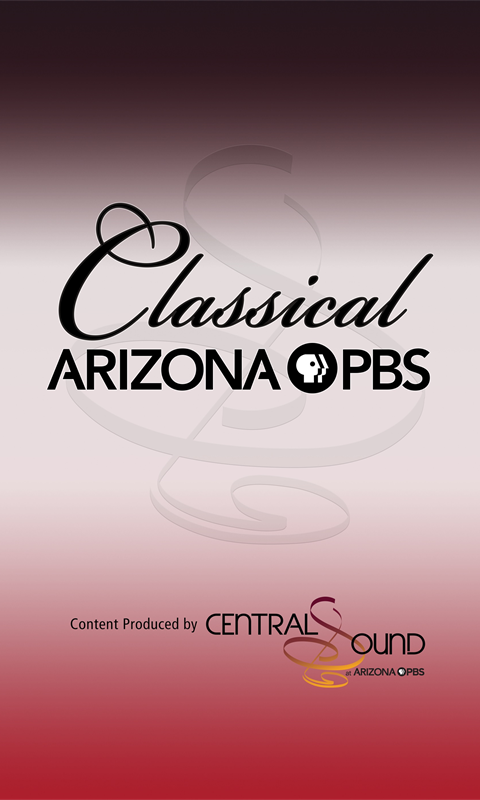 Classical Arizona PBS- screenshot