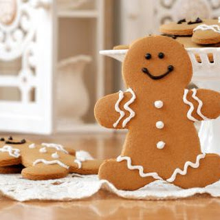 Gluten-Free Gingerbread Men Recipe