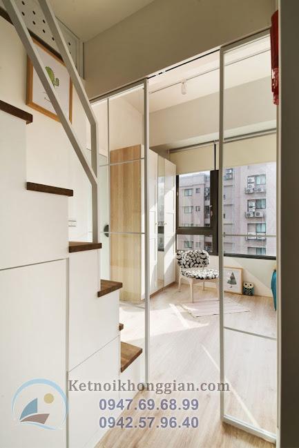 thiết kế chung cư hiện đại