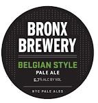 Bronx Brewery Belgian Pale Ale