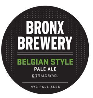 Logo of Bronx Brewery Belgian Pale Ale