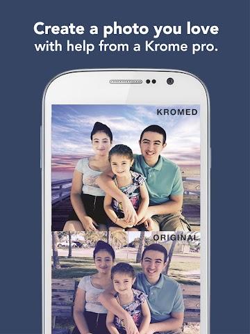 android Krome Studio Screenshot 5