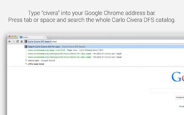 Carlo Civera DFS Search