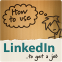 How to use LinkedIn icon
