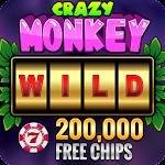 Crazy Monkey VIP Slot Machine Icon