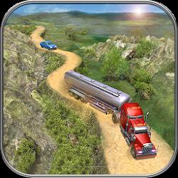 Oil Tanker Fuel Transporter: Cargo Truck Driver 3D