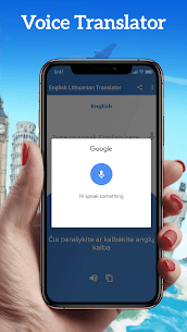 English Lithuanian Translator – Free Dictionary 1.5 Mod APK Download 2