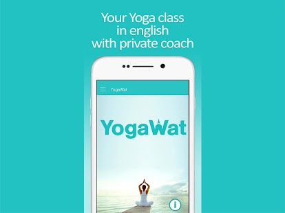 Yoga class for all levels with YogaWat- screenshot thumbnail