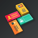 Business Card Maker, Visiting Card Maker icon