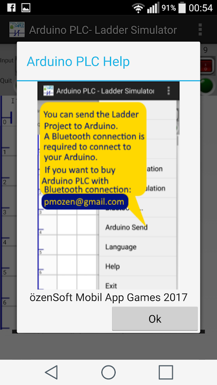 Arduino PLC - Ladder Simulator – (Android Apps) — AppAgg