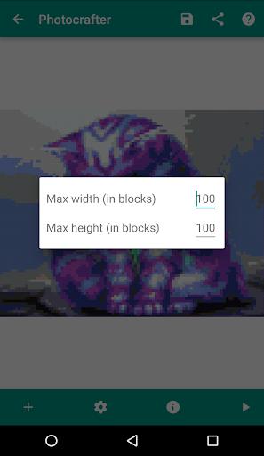 Pixelart builder for Minecraft 3.2 screenshots 4